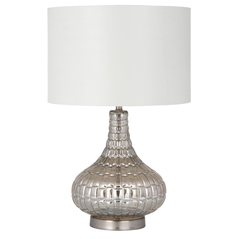 Silber Tischlampen Für Schlafzimmer Grau Seite Lampen