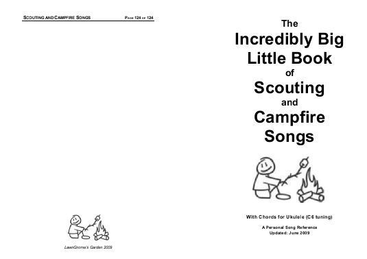 Campfire Song Book Pdf Halifax Ukulele Gang Hug Httpswww