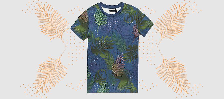 camiseta niño verano