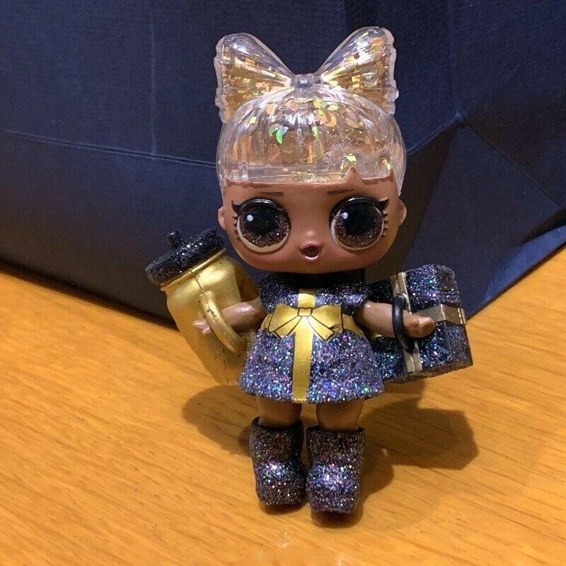 Glitter Globe PREZZIE DOLL Authentic LOL Surprise Winter Disco