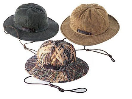 McAlister Waterfowl Hat... a classic.  3f0ad8e2141
