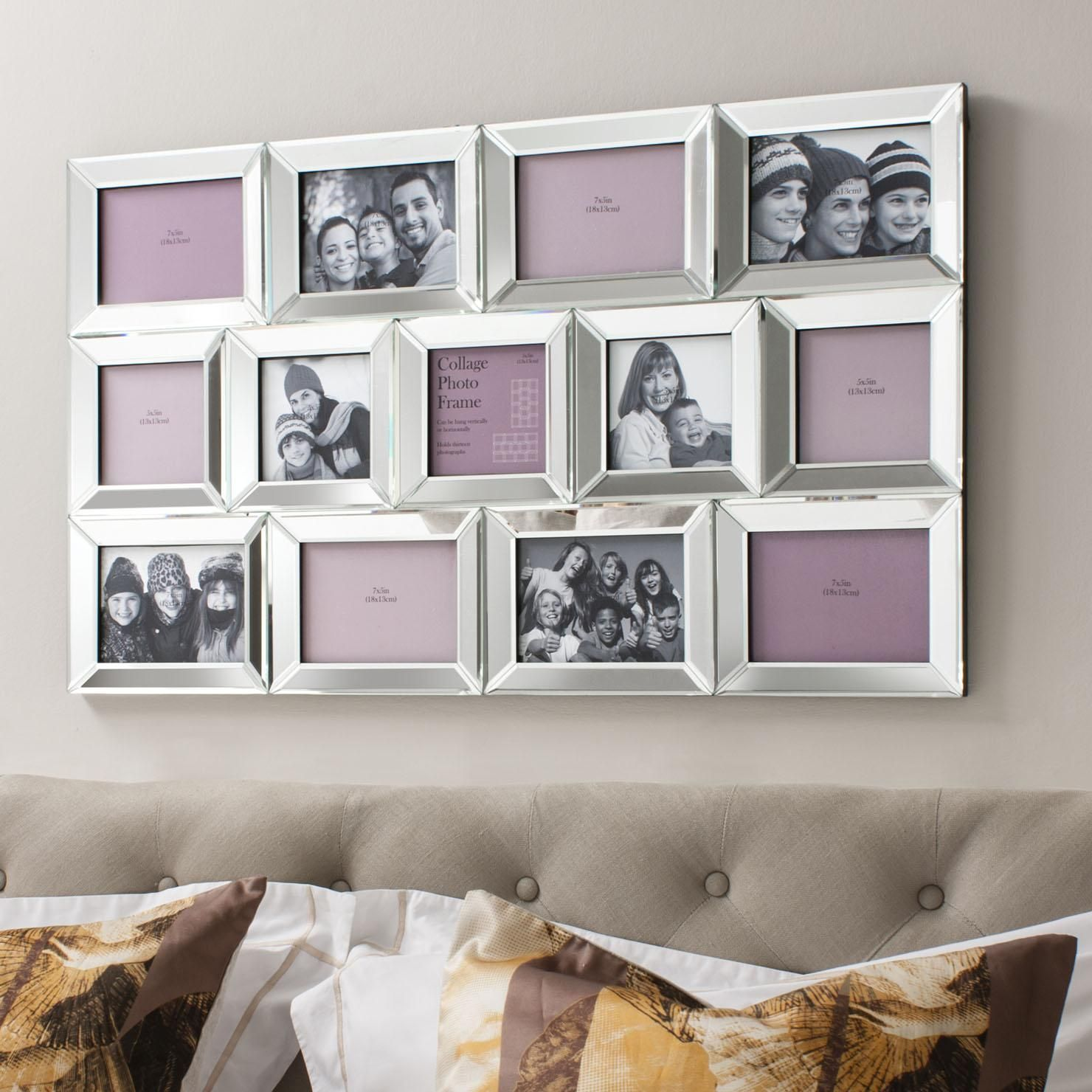 Valetta Collage Frame - Achica