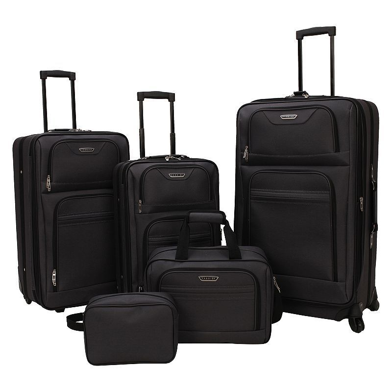 abe304407 Prodigy Brookfield 5-Piece Spinner Luggage Set in 2019 | Products ...