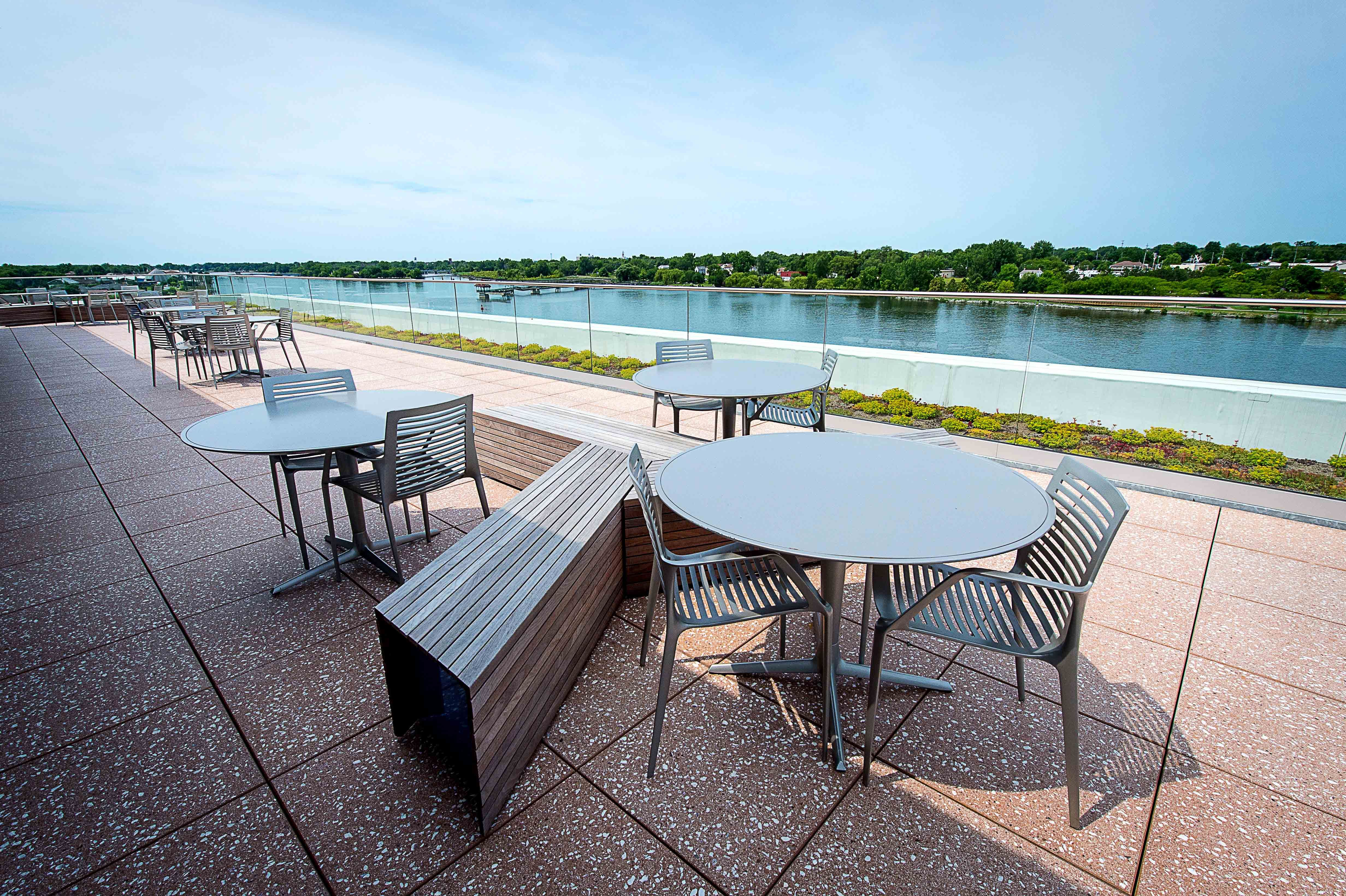 Awesome New Development Along The Saginaw River Called Uptown Bay City Photos Of Chipman And Parallel Outdoor Furniture Sets Street Furniture Simple Building