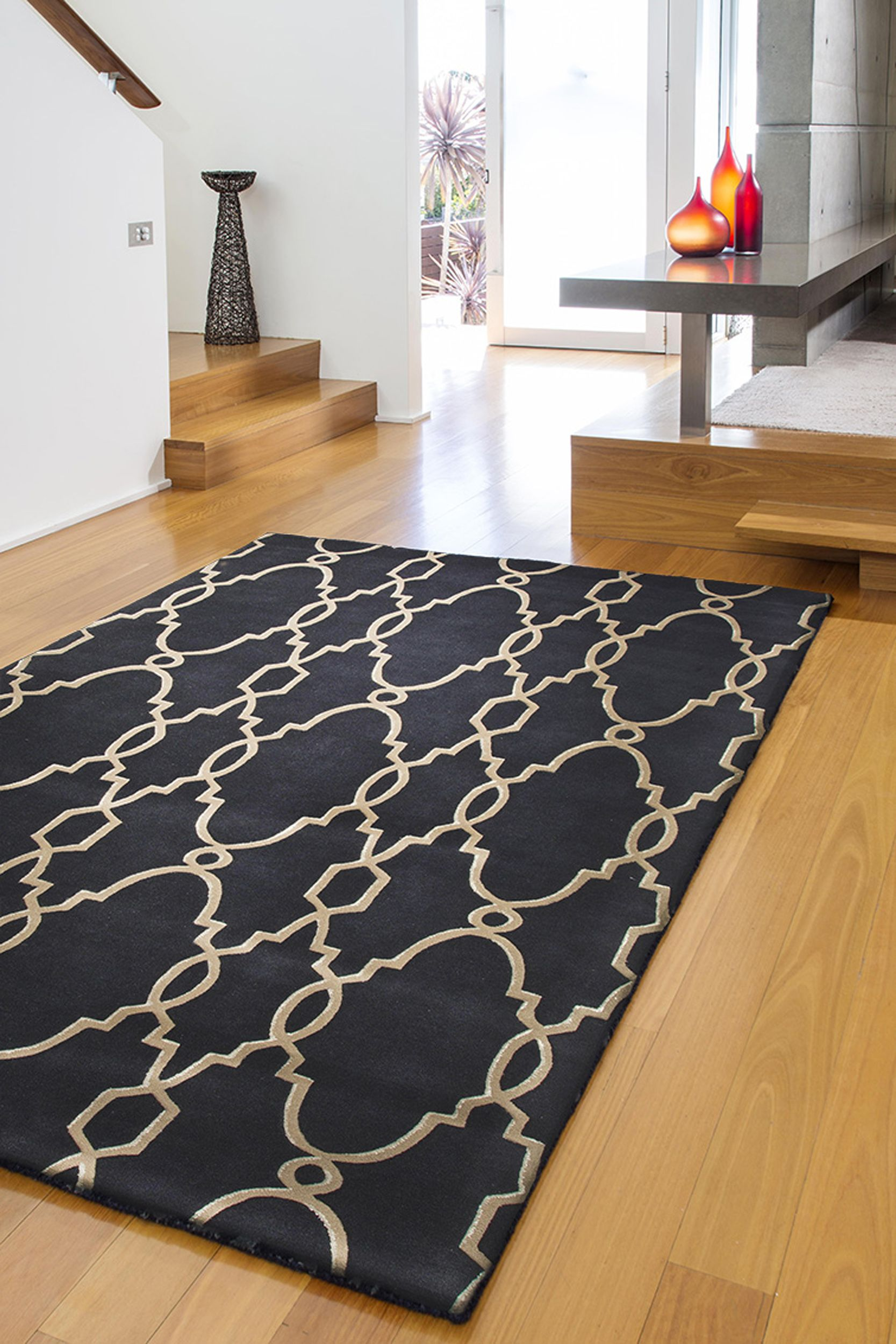 Samson The Saffron Collection Is Affordable Style Hand Tufted In New Zealand Wool Blend Selected Designs With Highlights Of Rugs Rug Design Rugs Australia