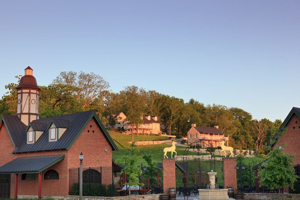 Hermann MO Bed and Breakfast & Winery Top 10 hotels, Bed