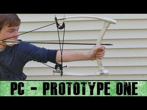 40c4c62709 How to Make  PVC+Fiberglass Recurve Bow (Mark I) - YouTube