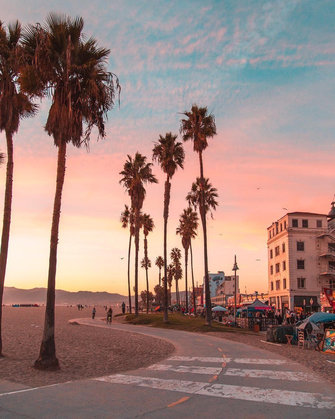 Los Angeles dating paikoissa