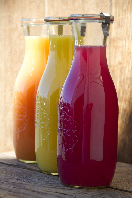for cold brew! Amazon.com: Weck 766 Juice Jar, 1 liter (33 ...