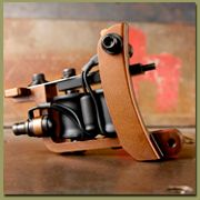 Tattoo Machines Soba Shaders Soba Liners Soba Custom Tattoo Machines From Workhorse Irons