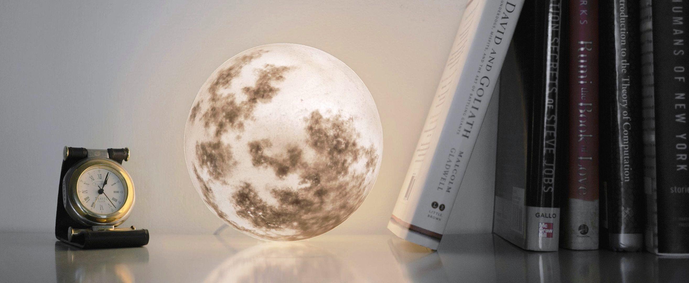 Kosmische Mond Lampe Fur Traumhafte Nachte Wohnideen Und Dekoration Mond Lampe Kosmisch Lampe