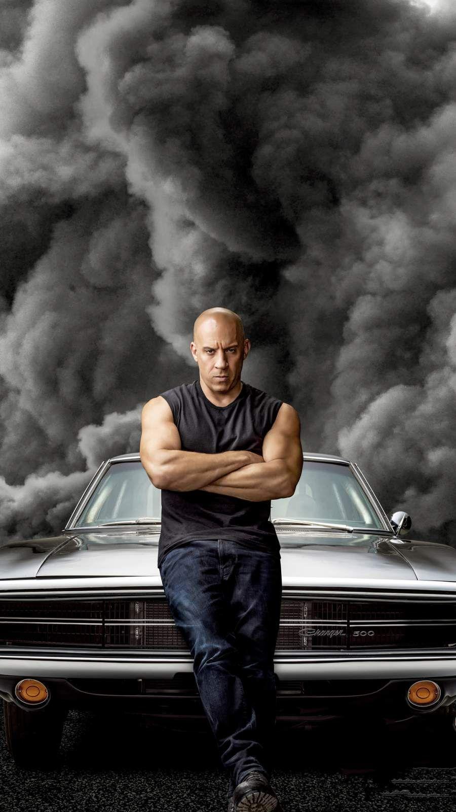 Vin Diesel Fast and Furious 9 iPhone Wallpaper en 2020