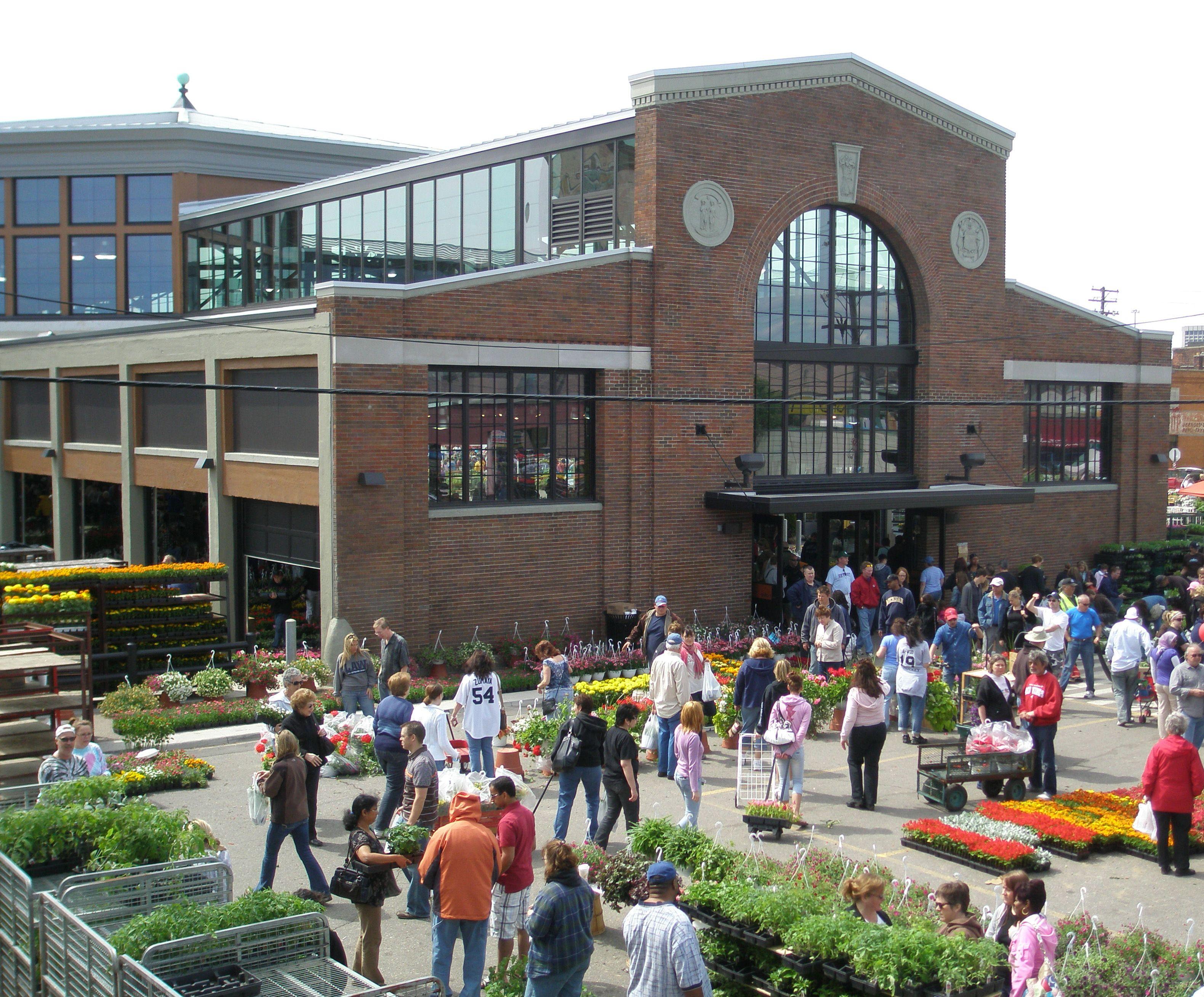detroits historic eastern market - HD3160×2616