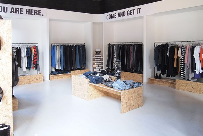 Superior Cheap Monday Pop Up Store