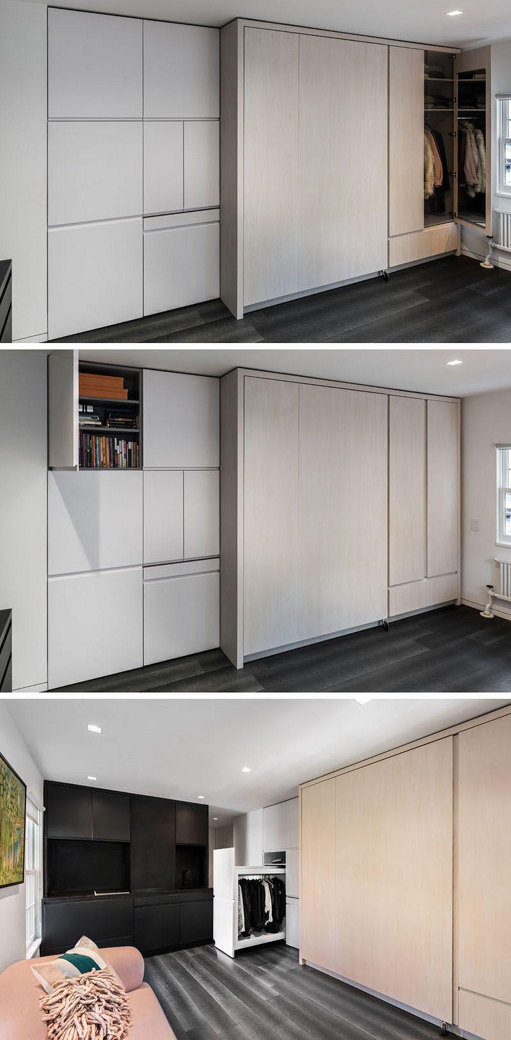 Stunning 40 clever micro apartment organization ideas https kidmagz com