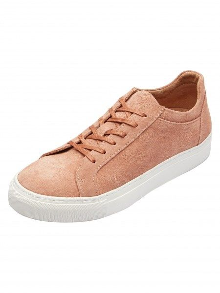 Arabian Spice Selected Femme Donna Suede Sneakers fra Selected femme