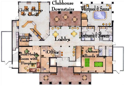 Excellent Club House Plans Ideas Ideas House Design