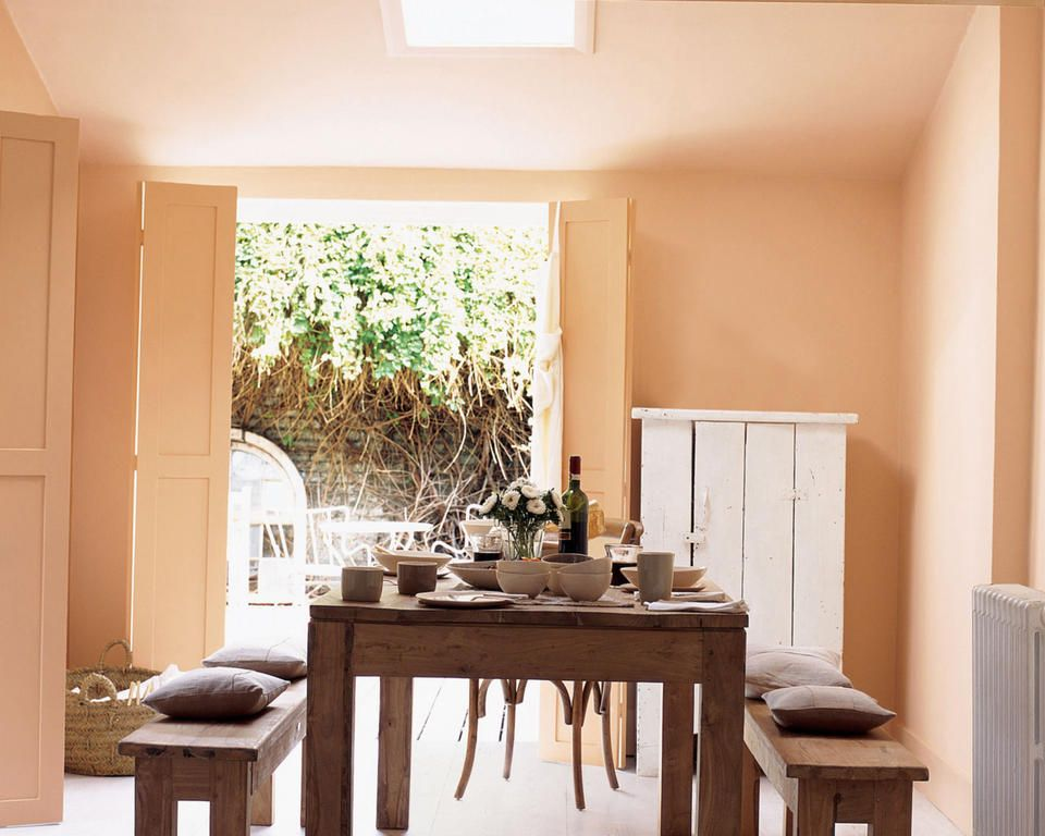 Latest dining room with valentine dulux simulation - Simulation decoration interieure ...