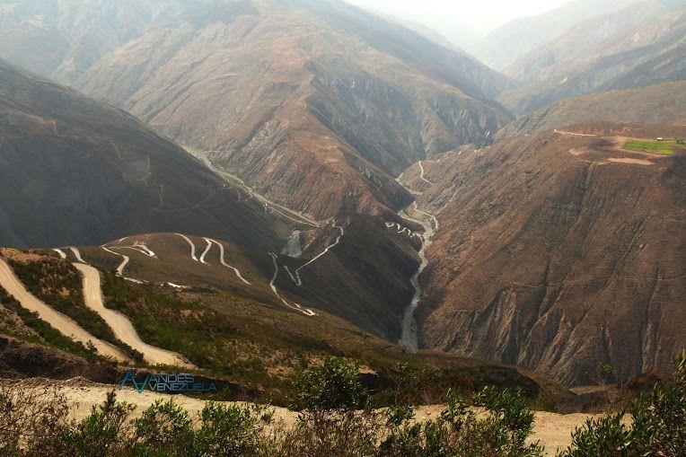Carretera El Morro - Aricagua, una travesía biodiversa en los Andes de…