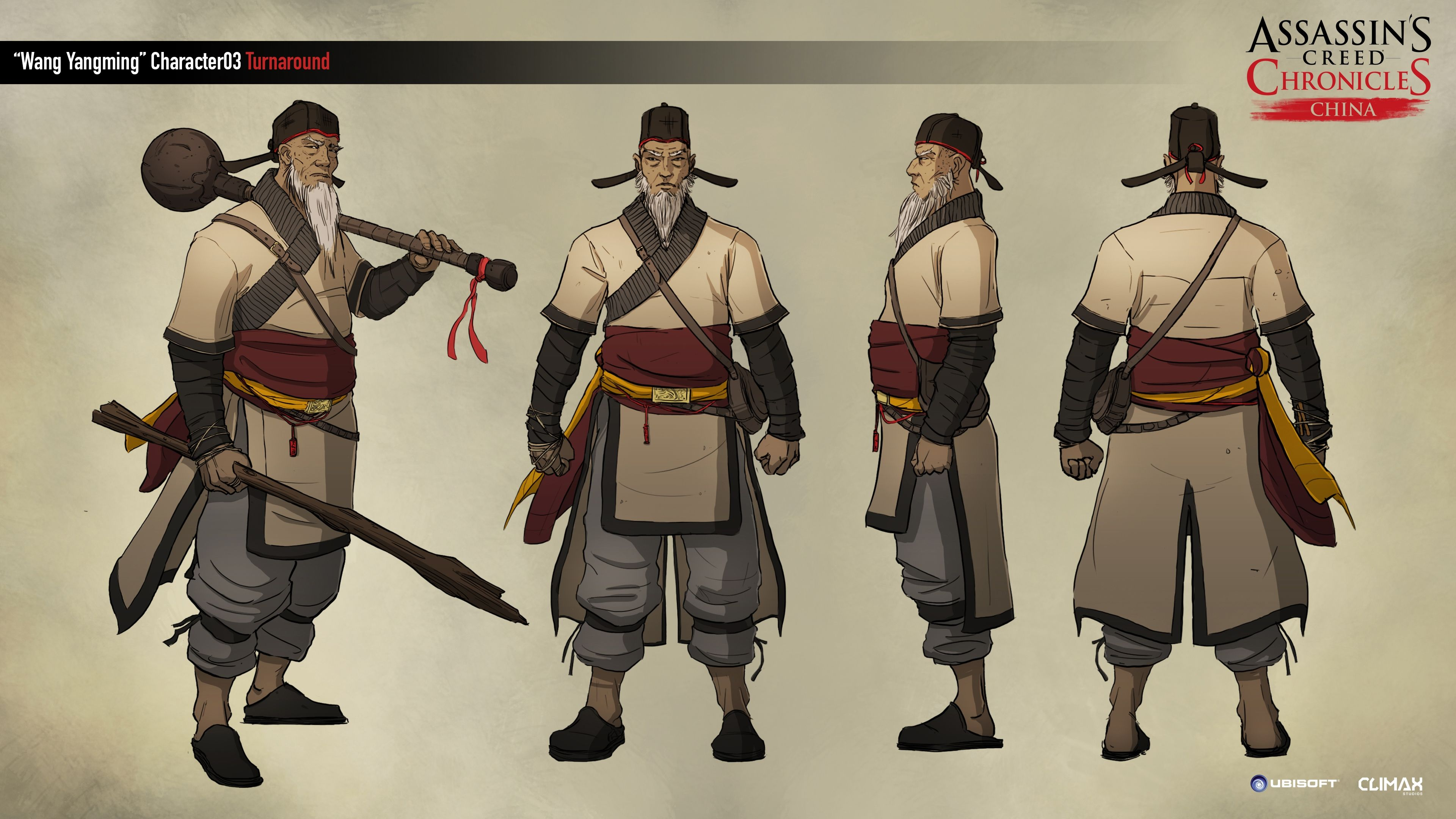 Assassin S Creed China Concept Art Concept Art Concept Art