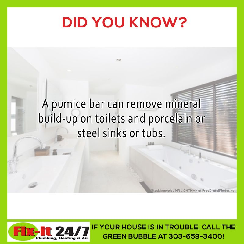 Good Morning Here S Another Interesting Plumbing Trivia For You