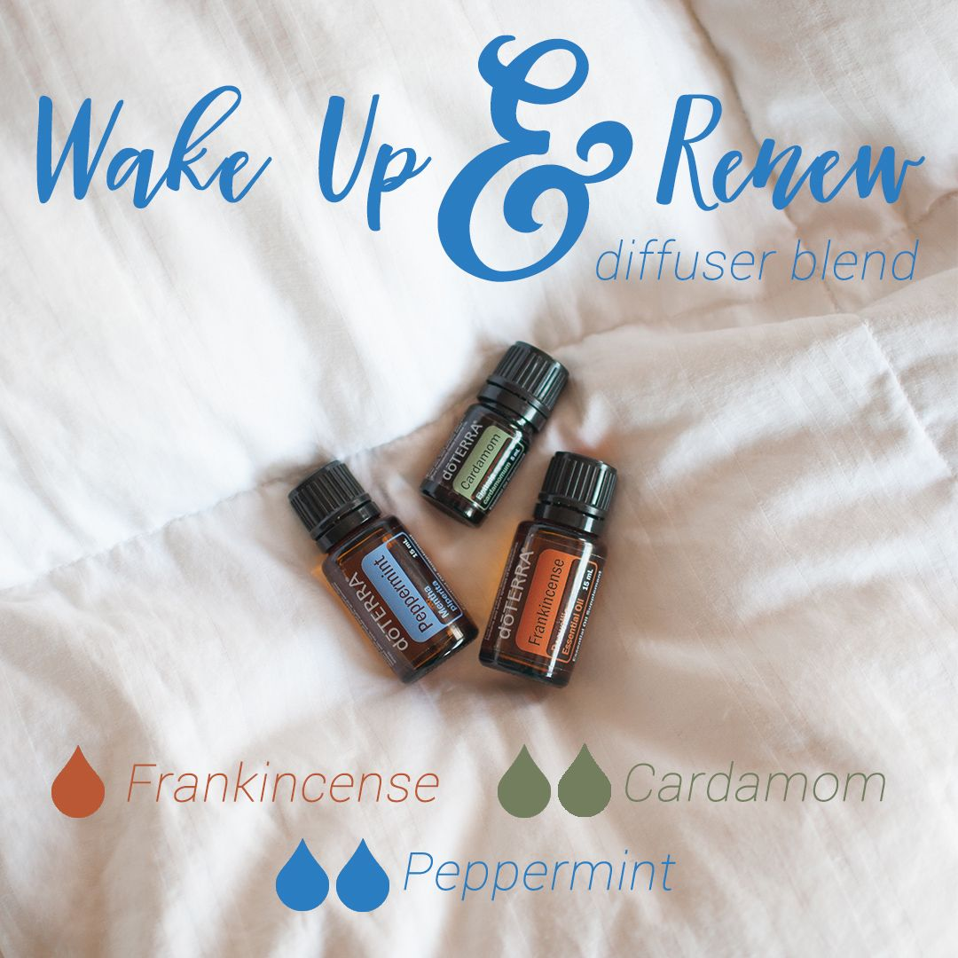 Wake up your mind and soul with this grounding, balancing, and refreshing essential oil blend of Cardamom, Frankincense, and Peppermint essential oils.