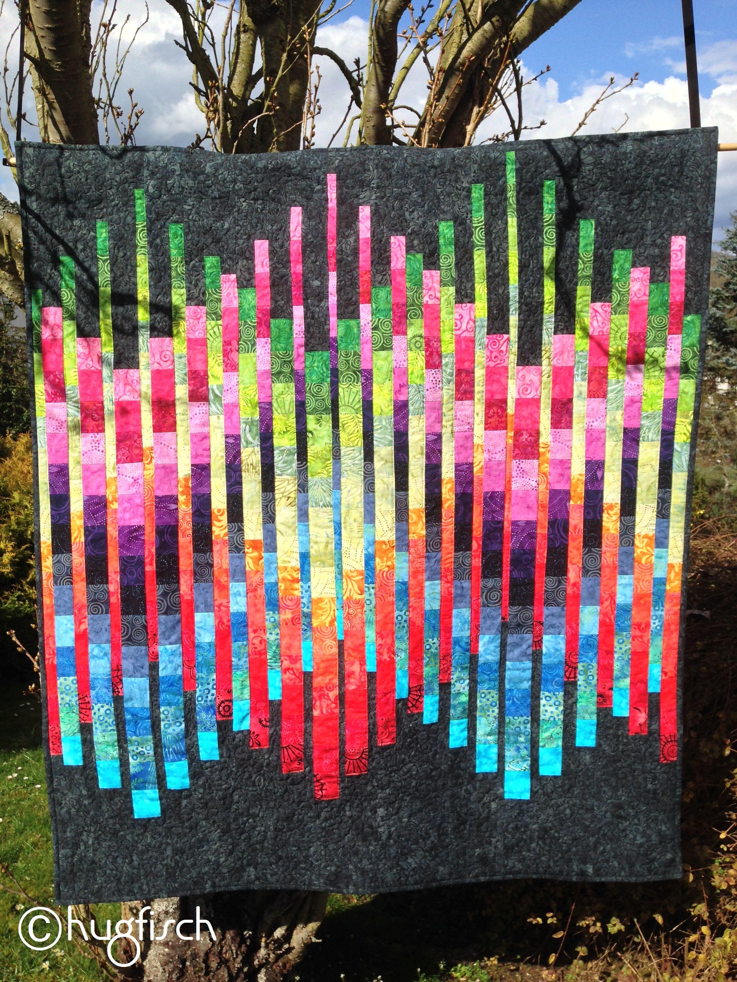 Convergence Bargello …   Quilting   Bargello quilt patterns, Quilts