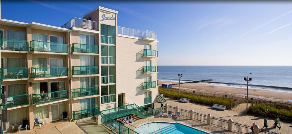 Delaware Hotels Rehoboth Beach Atlantic Sands Conference Center