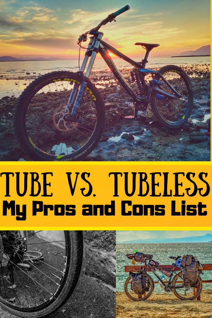 Tube Vs Tubeless Bicycle Tires My Pros And Cons List Bicycle