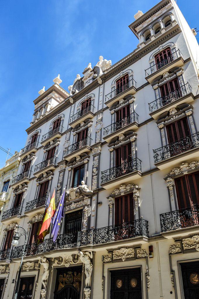 Colegio Notarial Calle Pascual Y Genis 21 Valencia Spain Valencia Spain Valencia Spain