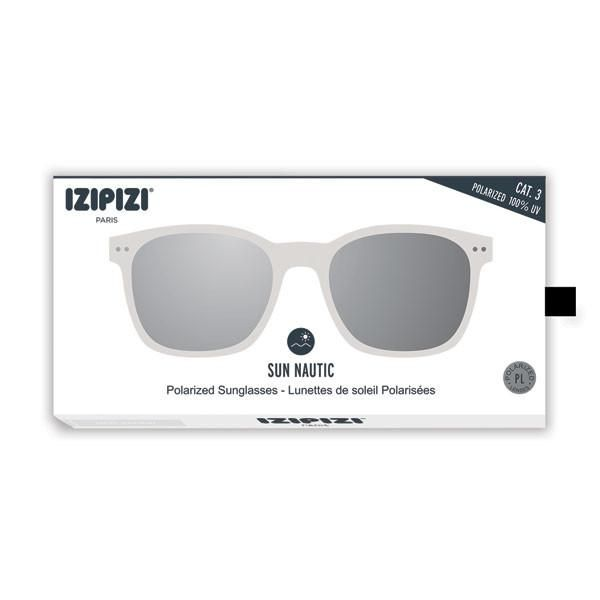 94e4584ee8 White Sun Nautic Polarized Sunglasses by Izipizi