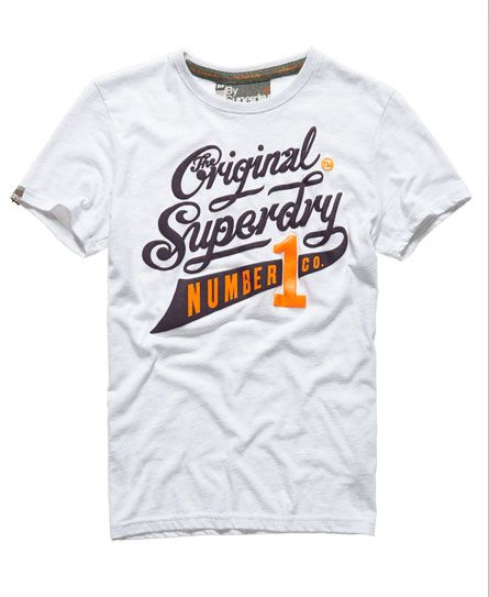 Superdry Number 1 Co. T-shirt  726a71f056c