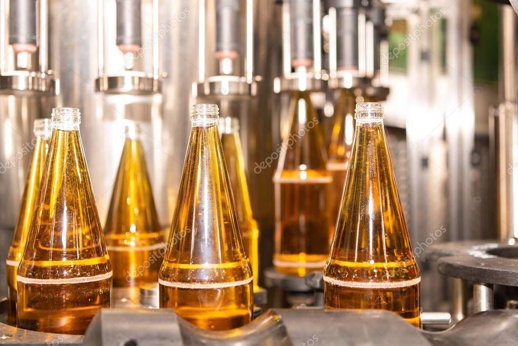 Bottling Of Drinks Bottling Plant Stock Photo Ad Bottling Drinks Bottling Photo Ad In 2020