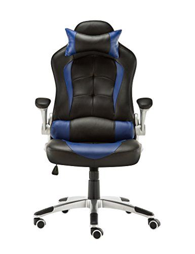 JL Comfurni Gaming Chair Ergonomic Swivel Executive Office Chair High Back  Heavy Duty Home Office Computer