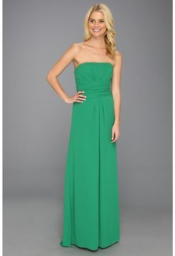 cd9a79b913a9b BCBGMAXAZRIA - Whitley Strapless Gown (Malachite)