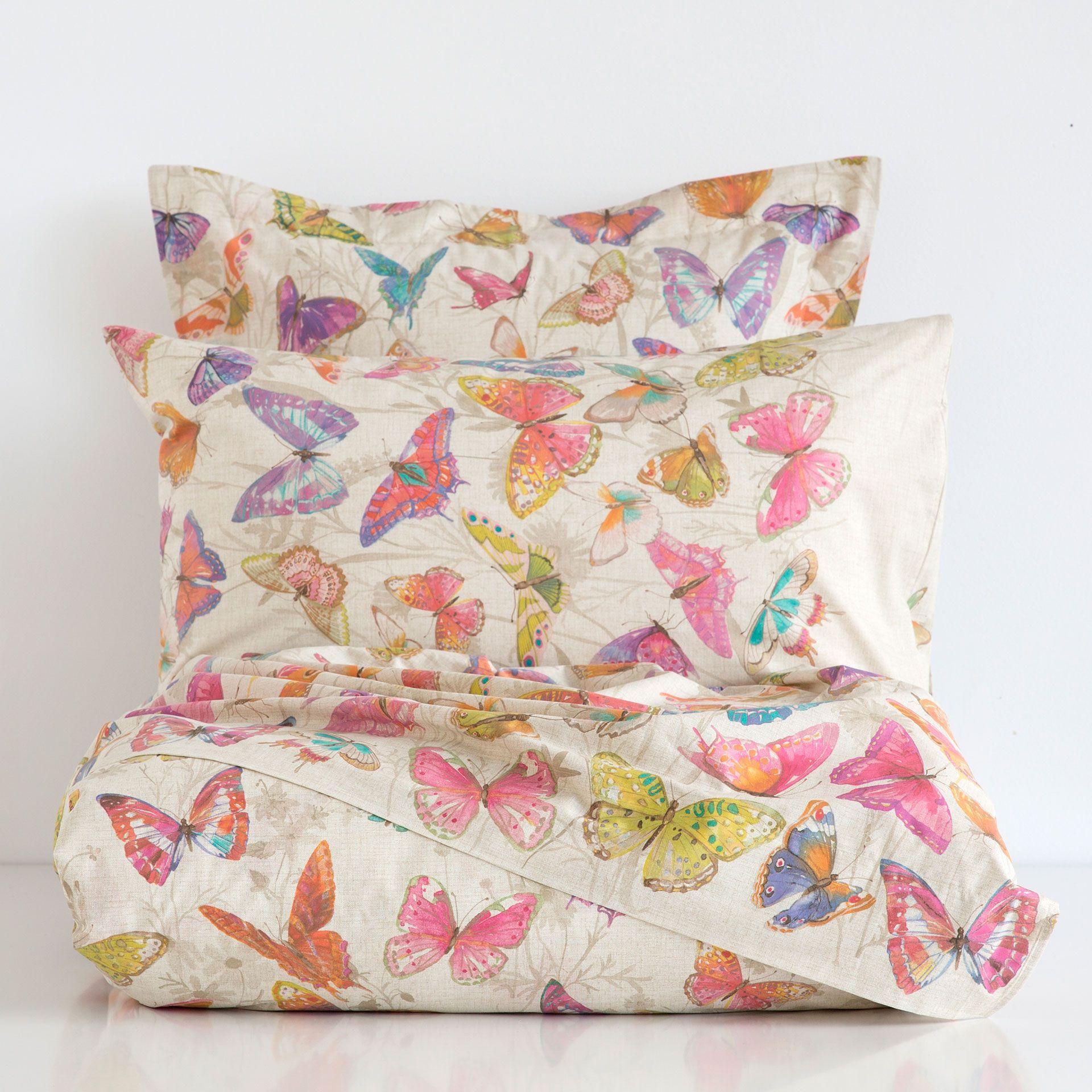 BUTTERFLY PRINT BED LINEN   Bed Linen   Bedroom | Zara Home