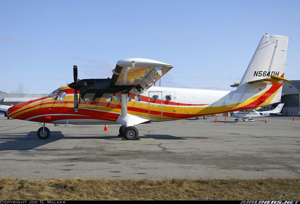 De Havilland Canada DHC6300 Twin Otter aircraft picture