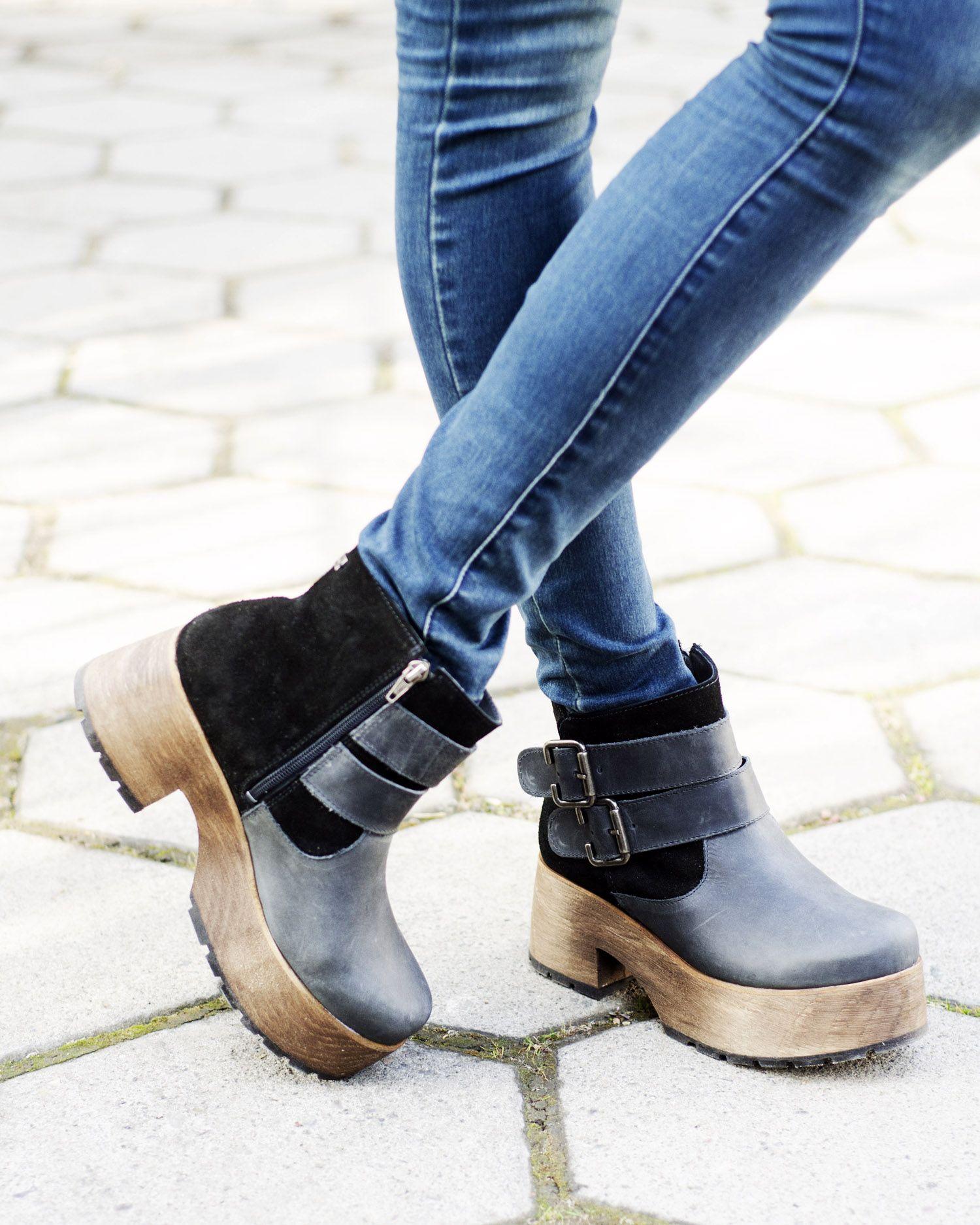 07a2392ca54 150786 Negro - Botines - Romano - Tienda Online Zapatos de Mujer ...