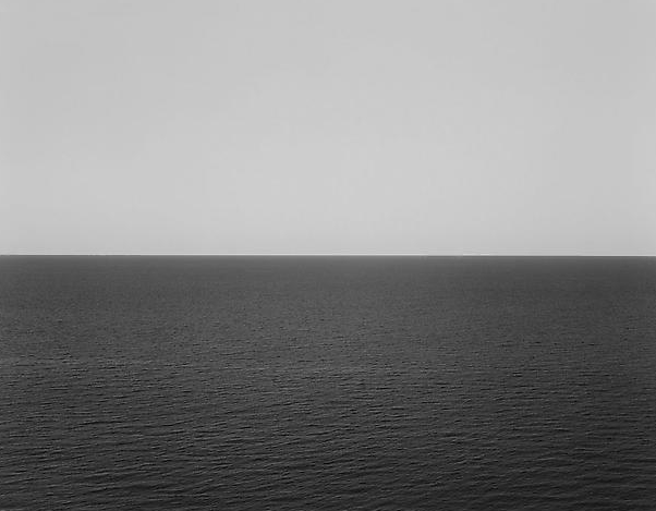 For more than thirty years, Hiroshi Sugimoto has produced series of highly refined black and white photographs. His subjects, which include movie theaters and drive-ins, natural history dioramas, waxworks, and seascapes, provoke fundamental questions about the relationship of photography and time while exploring the mysterious and ineffable nature of reality.