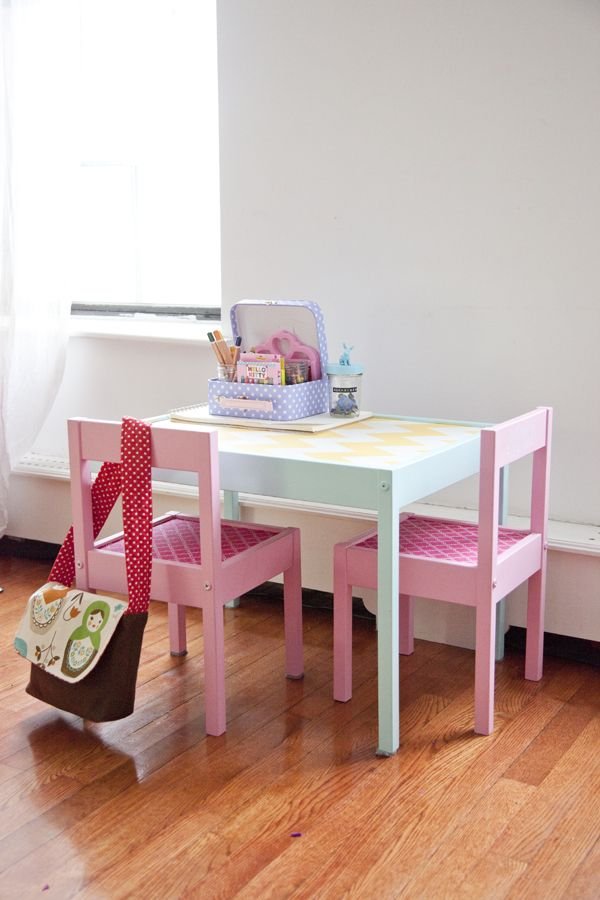 Pin By Sigrid Verbert On Dreams And Little Girls Ikea Kids Table Kids Furniture Toddler Table