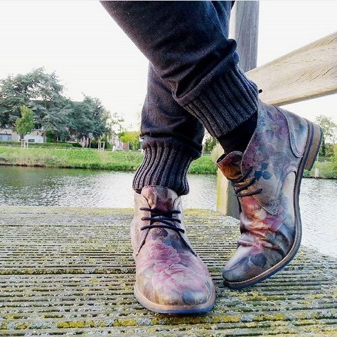Street Style / Bullboxer Shoes From @look_fl