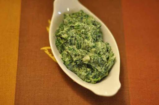 Boston Market Creamed Spinach