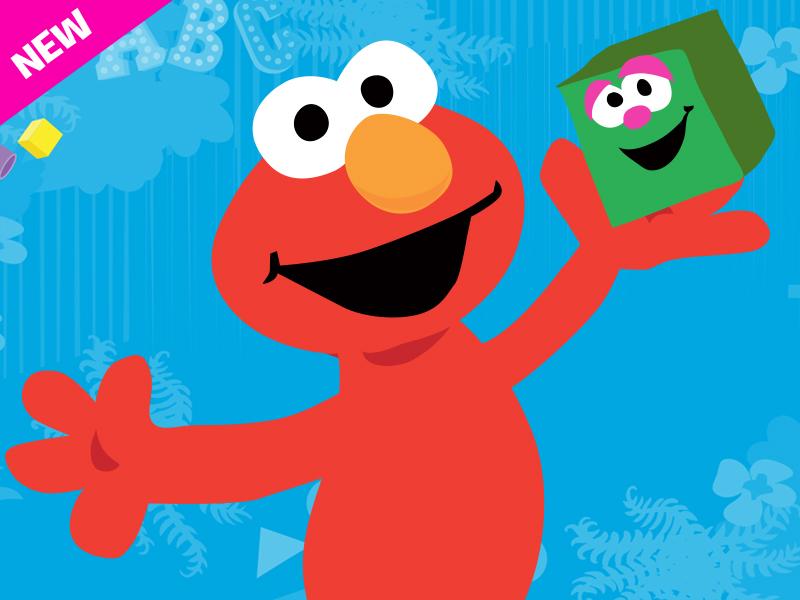 Sesame Street Games Elmo Cookie Monster Abby Cadabby Big Bird Ernie Bert Grover Count Von Count Sesame Street Free Preschool Learning Games Elmo World