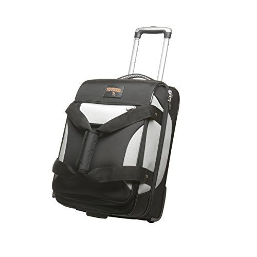 Denco Sports Luggage Pepperdine Black Bottom Duffel