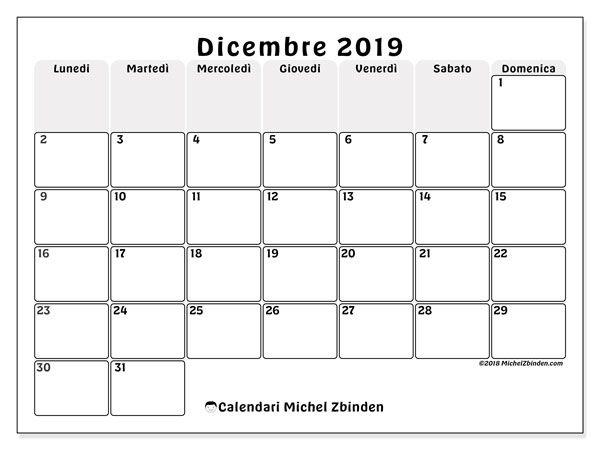SCARICARE CALENDARIO MENSILE 2012 DA
