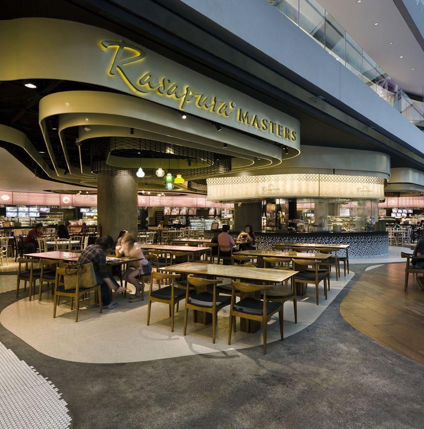 Rasapura Masters Food Court By Farm Architecture Singapore DesignSands SingaporeInterior