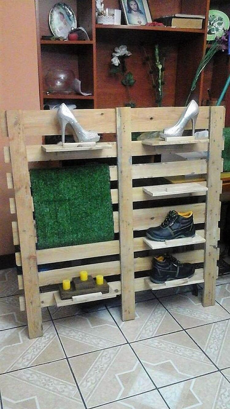 The Great and Affordable DIY Shoe Rack More Ideas