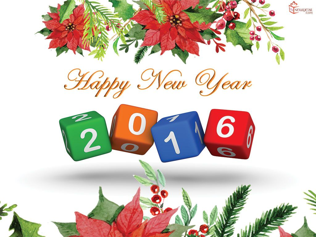 New Year 2016 Hd Wallpaper New Year Wishes New Years 2016