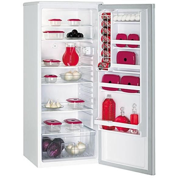 Apartment Size Fridge Dimensions | ... Refrigerator with Ice Maker ...
