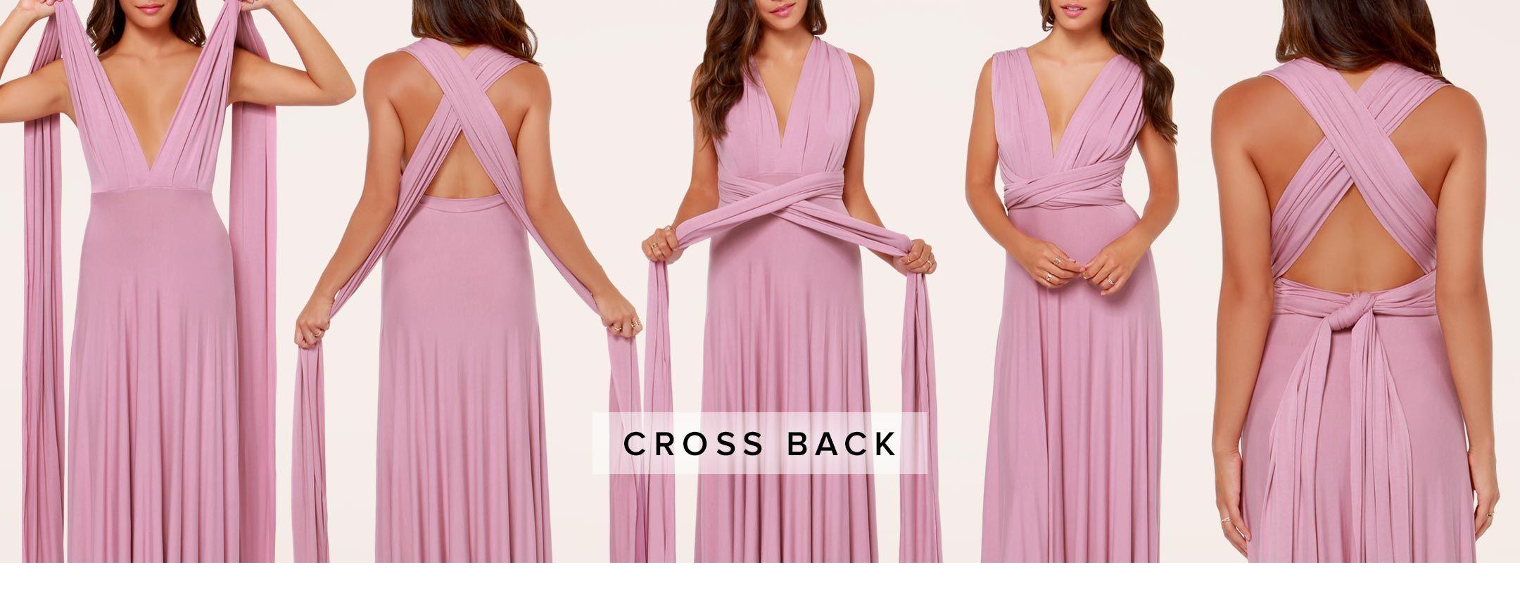 13++ How to tie a wrap dress ideas